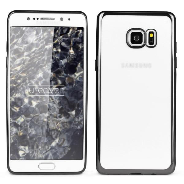 Urcover® Samsung Galaxy Note 7 Kunststoff Soft Back Case Cover Klar Bumper Etui