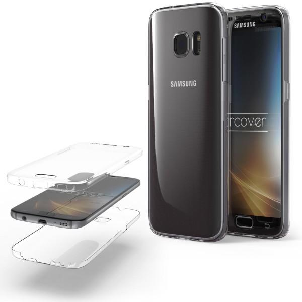 Samsung Galaxy S7 Touch Case 2018 von Galileo rundum Schutz Hülle Cover