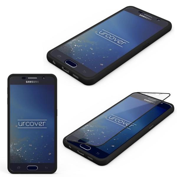 Samsung Galaxy S6 TOUCH CASE Display Schutz Hülle Schale Rundum Cover Tasche