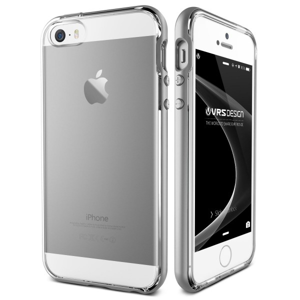 Apple iPhone 5 / 5s / SE Handy Schutzhülle Case Crystal Bumper Slim Schale Cover