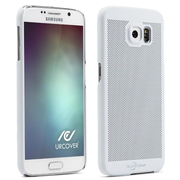Samsung Galaxy S6 Schutzhülle TOP HAPTIK Cover Back Case Bumper Hülle Schale