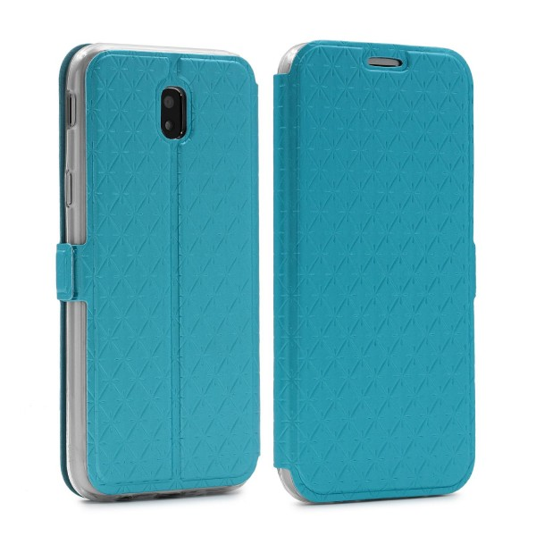 Samsung Galaxy J5 (2017 Europa) Sichtfenster Wallet Schutzhülle View Cover Case