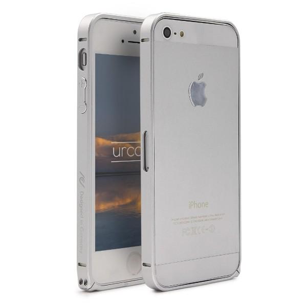 Urcover® Apple iPhone 5 / 5s / SE Alu Bumper Schutz Hülle Case Cover Tasche Etui