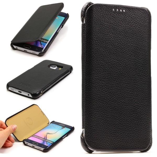 iCarer® Handy Schutz Hülle für Samsung Galaxy S6 Edge Case Cover Tasche Etui