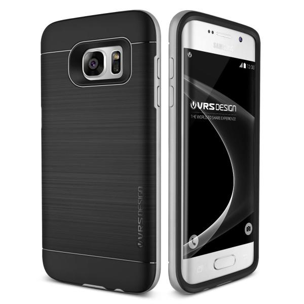 Samsung Galaxy S7 Edge VRS Design Schutz Hülle Case Cover TPU Schale Etui