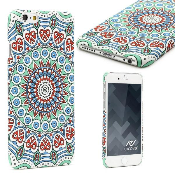 Urcover® Apple iPhone 6 / 6s Schutz Hülle Back Hard Case Cover Ultra Slim Etui