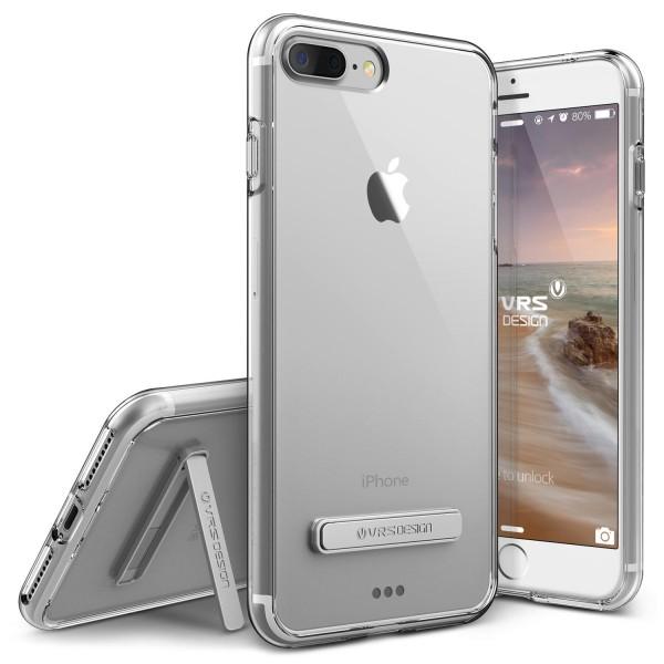 VRS Design Apple iPhone 7 Plus Crystal Mixx transparent Cover Case Hülle Schutz