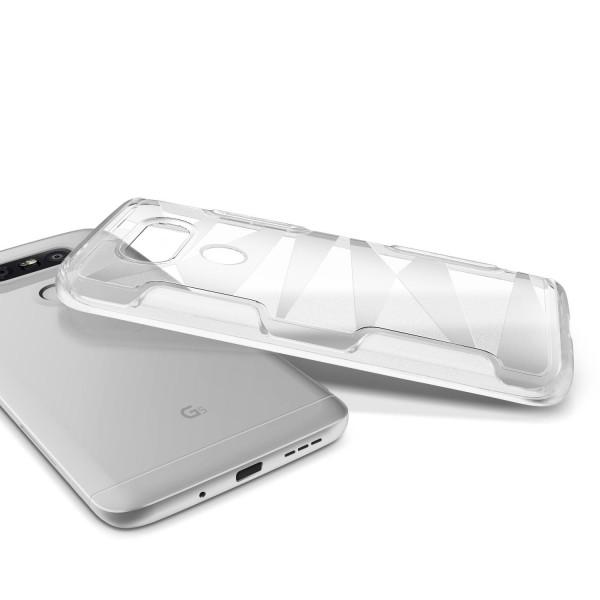 Urcover® LG G5 TPU Back Case Schutz Hülle klare Rückseite Cover Etui Schale