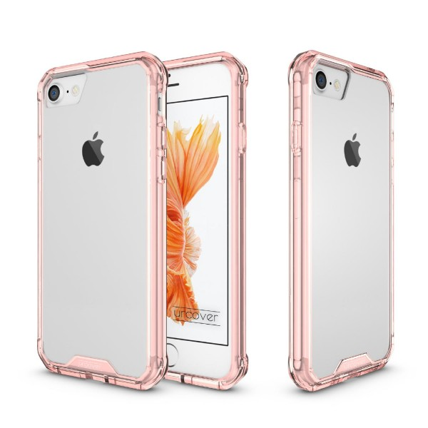 Apple iPhone 7 Schutz Hülle ULTRA SLIM Case Cover klar transparent Schale TPU