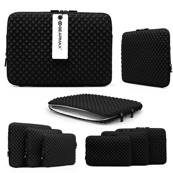 Urcover® Universal Laptop Tasche Notebook Schutz Hülle Sleeve 15,4 Zoll