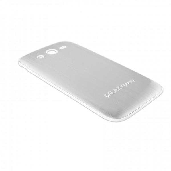 Urcover® Samsung Galaxy Grand Duos 2 Aluminium Akkudeckel Schutz Hülle Cover Abdeckung