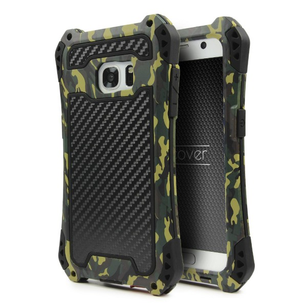 Samsung Galaxy S7 Alu OUTDOOR Schutz Hülle Case Schale Cover ULTRA SHOCKPROOF