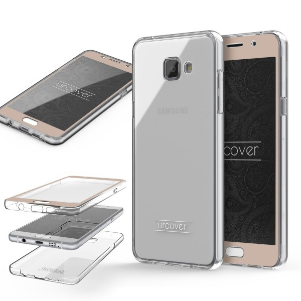 Samsung Galaxy A3 (2016) Touch Case 2018 von Galileo rundum Schutz Hülle Cover