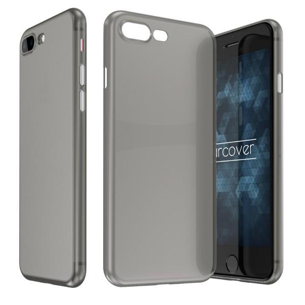 Apple iPhone 7 Plus ULTRADÜNN 0,3mm Hart Back Case Cover Etui transparent Hülle