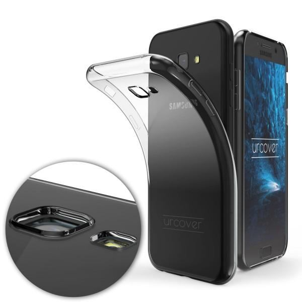 Samsung Galaxy A5 (2017) Ultra Slim Soft Backcase Kamera Schutz Hülle Cover Case