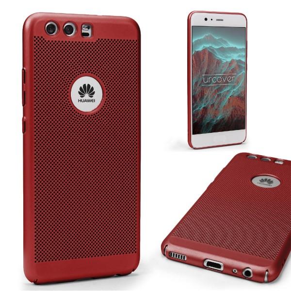 Urcover® Huawei P10 Plus Premium Handyhülle Mash Cover Case Etui Slim Tasche