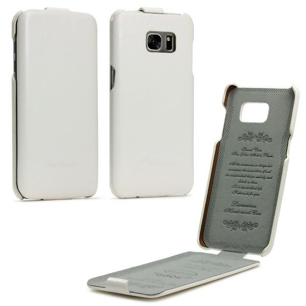 Samsung Galaxy S7 Edge Fashion Flip Handy Schutz Hülle Case Cover Schale Tasche