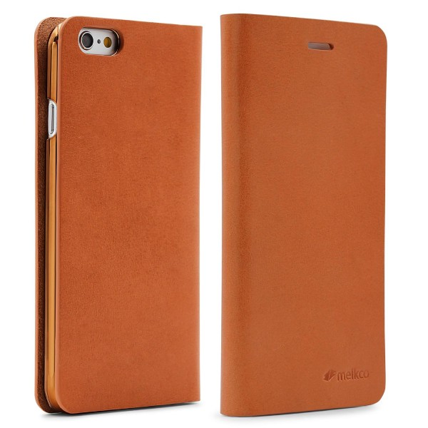 Urcover® Apple iPhone 6 / 6s Kunstleder Schutzhülle Flip Wallet Etui Schale Case