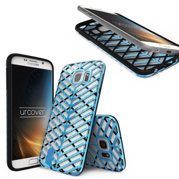 Urcover® Samsung Galaxy S6 Schutzhülle Sword Series Back case Cover Hülle