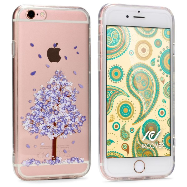 Apple iPhone 6 Plus / 6s Plus TPU Silikon Gel Handy Schutz Hülle Cover Case