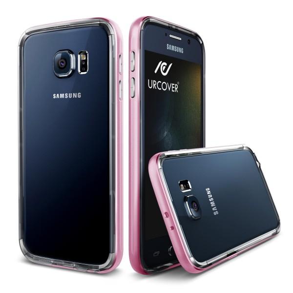 Samsung Galaxy S6 CNC Aluminium Bumper Case Cover Etui Schutz-Rahmen Hülle Alu
