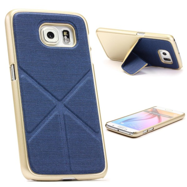 Urcover® Handy Schutz Hülle für Samsung Galaxy S6 Case Cover Tasche Schale Etui