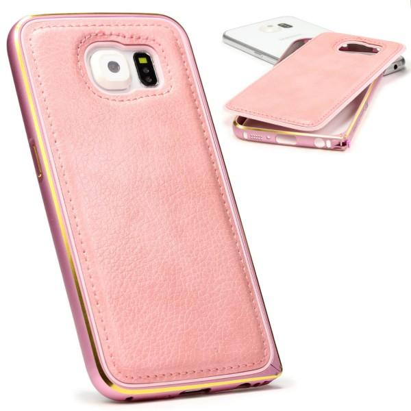 Urcover® Handy Schutz Hülle für Samsung Galaxy S6 Case Cover Tasche Schale Soft