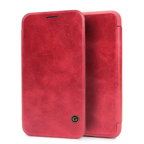 Urcover® Apple iPhone X Business Series Schutz Hülle Case Handy Cover Tasche Etui