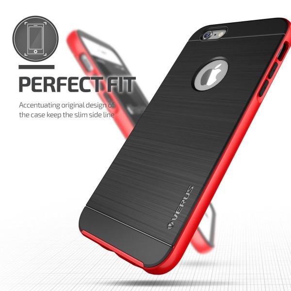 Apple iPhone 6 / 6s Handy Hülle Schutz Case Cover Schale Bumper Backcase
