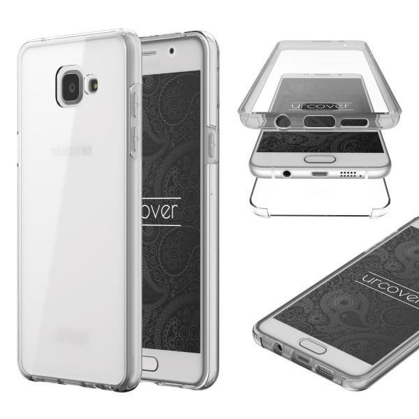 Samsung Galaxy A5 (2016) Touch Case 2017 Bumper Schutz Hülle 360° Rundumschutz