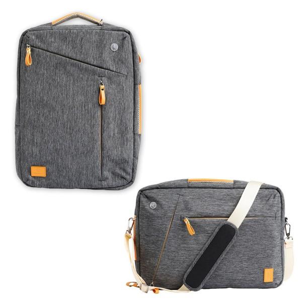 Urcover® Kunststoff Tragegurt Tasche Multi Back Pack Rucksack Sleeve