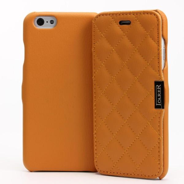 Urcover® Apple iPhone 6 / 6s Schutz Klapp Hülle Flip Case Cover Tasche Etui