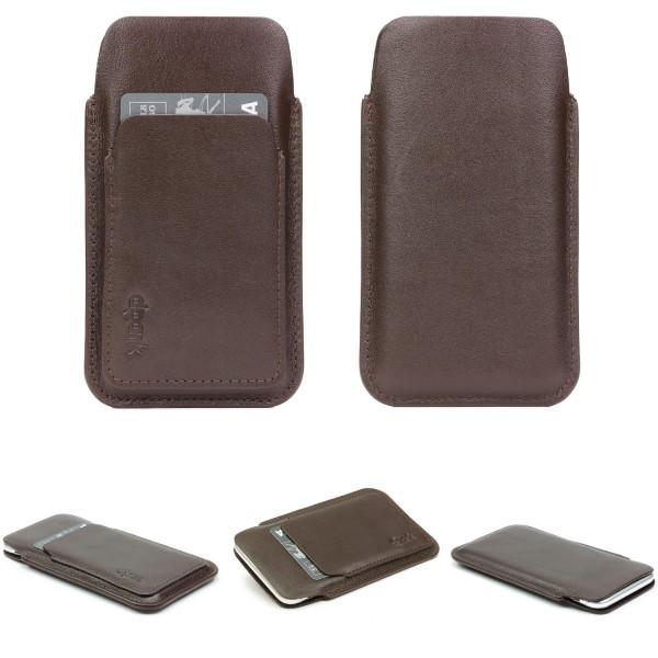 Urcover® 4,7 Zoll Universal Handy Schutz Hülle Soft Case Cover Tasche Pull Tab