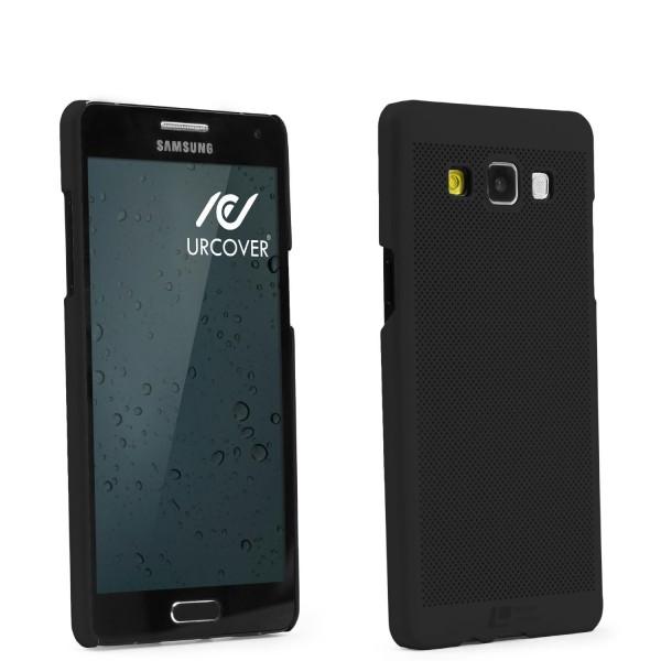 Samsung Galaxy A7 (2015) Schutzhülle TOP HAPTIK Cover Back Case Bumper Hülle