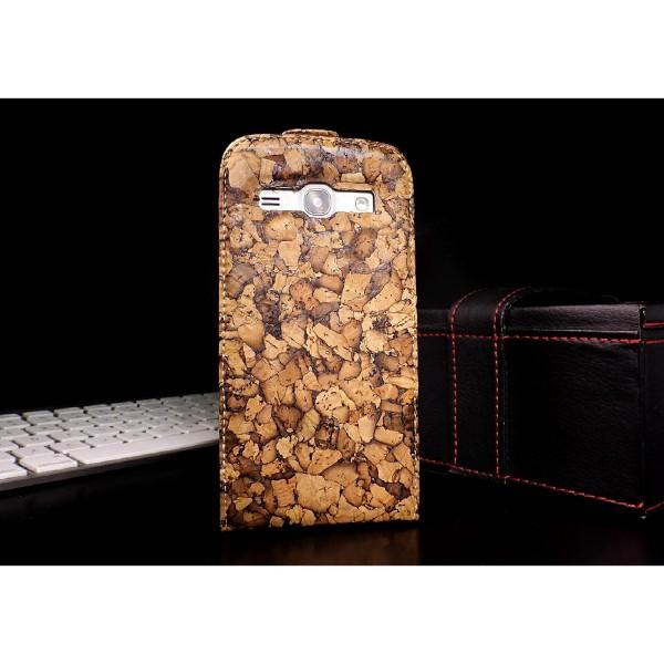 Urcover® Samsung Galaxy G 3500 / core plus Flip Wallet Schutz Hülle Case Cover