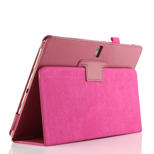 Urcover® Galaxy Tab S 10.5 Smart Case Hülle Sleeve Tasche [ Stand-Funktion ] Flip Cover, Edel Wallet, Tablet Zubehör Weiss