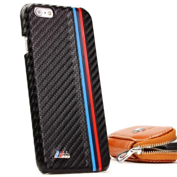 Original Urcover® Apple iPhone 6 Handyhülle von BMW in der BMW M Edition iPhone 6 Schutzhülle | Deutscher Fachhandel | Case Cover Etui Flip Schwarz