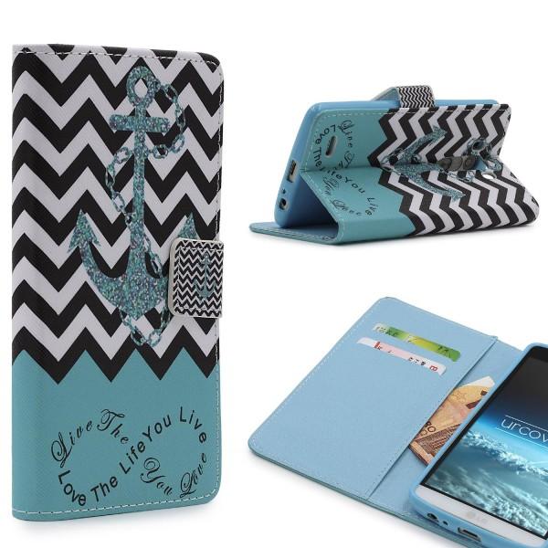 LG G3 Handy Schutz Hülle Cover Case Wallet Klapphülle Flip Schale Etui Bumper
