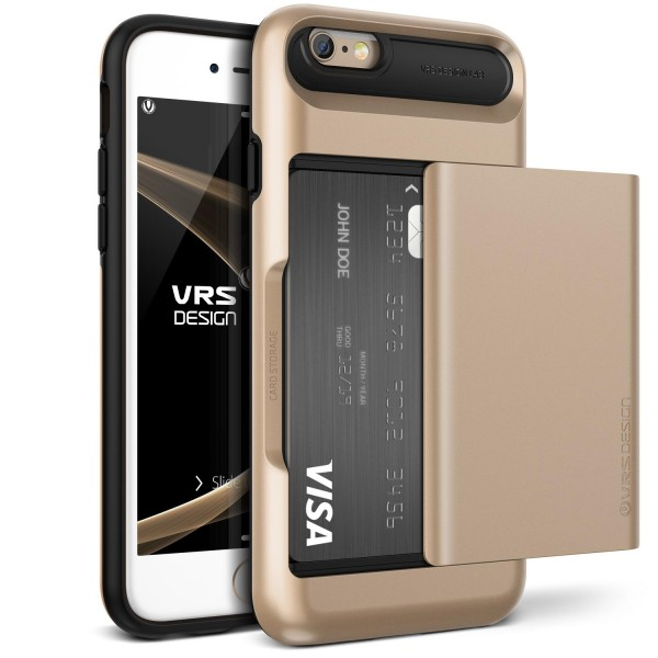 VRS Design® Apple iPhone 6 Plus / 6s Plus TPU Back Case Cover Schutz Hülle Etui