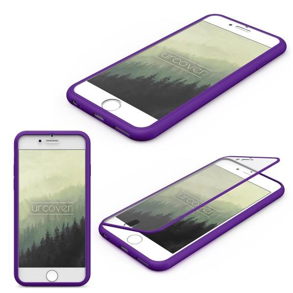 Apple iPhone 6 / 6s TOUCH CASE Display Schutz Hülle Schale Rundum Cover Tasche