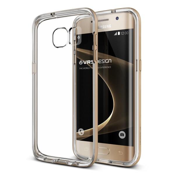 Samsung Galaxy S7 Edge VRS Design Handy Schutz Hülle Case Slim Schale