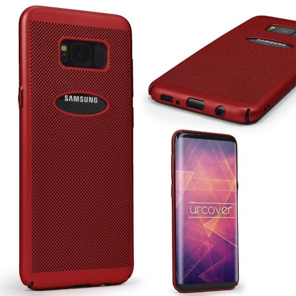 Urcover® Samsung Galaxy S8 Premium Handyhülle Mash Cover Case Etui Slim Tasche