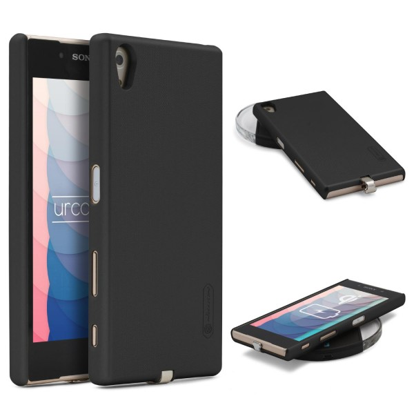 Urcover® Sony Xperia Z5 Qi Case induktive lade Handy Hülle Hard Back Case Cover