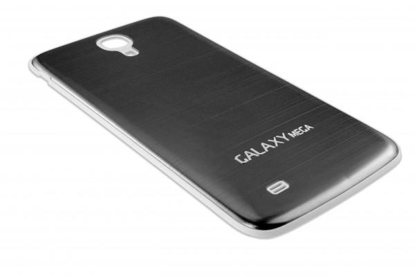 Urcover® Samsung Galaxy Mega 5.8Aluminium Akkudeckel Schutz Hülle Cover Abdeckung