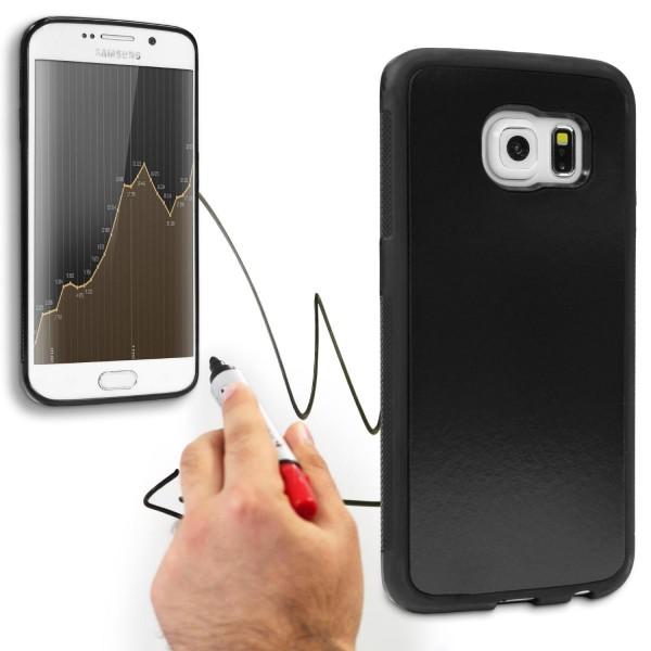 Samsung Galaxy S7 Edge Anti Schwerkraft Rutschfest Nano Gravity Case Schutzhülle