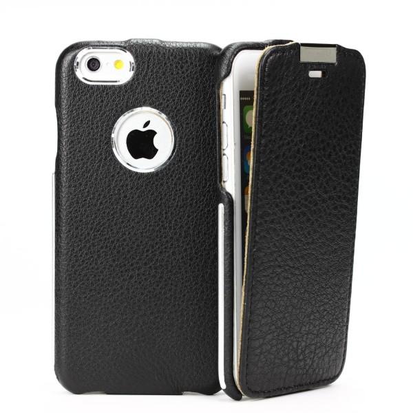Apple iPhone 6 / 6s iCareR Etui Handy Schutz Hülle Cover Case Tasche Edel Schale