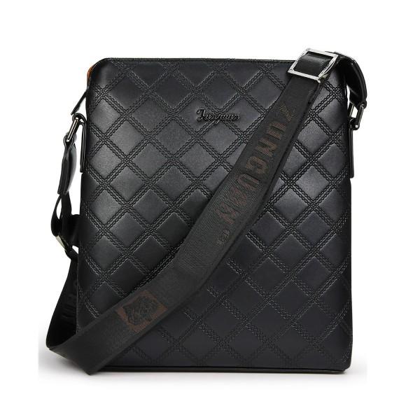 Urcover® Unisex Damen & Herren Handtasche Shopper Bag Leder-Optik, Umhängetasche
