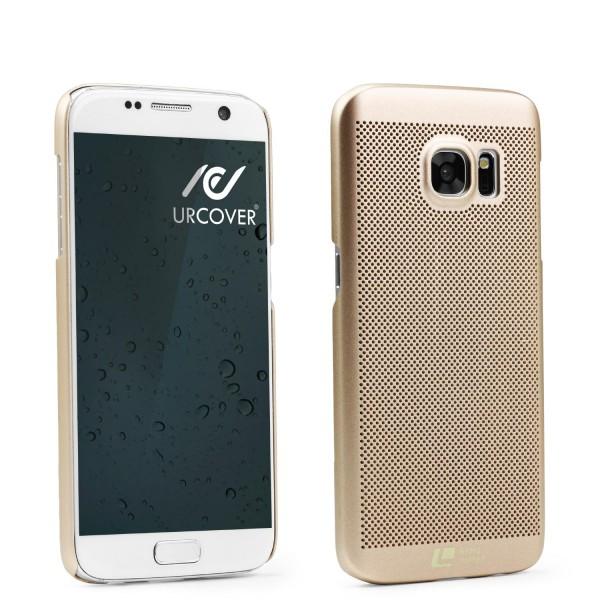 Samsung Galaxy S7 Schutzhülle TOP HAPTIK Cover Back Case Bumper Hülle Schale