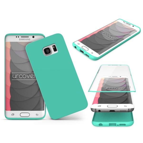 Samsung Galaxy S6 Edge Plus TOUCH CASE Display Schutz Hülle Schale Rundum Cover