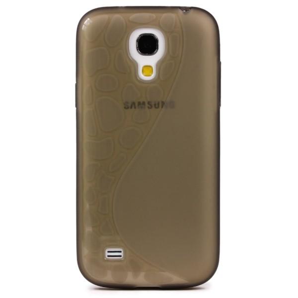 Samsung Galaxy S4 Mini TOUCH CASE Display Schutzhülle Schale Rundum Cover Tasche